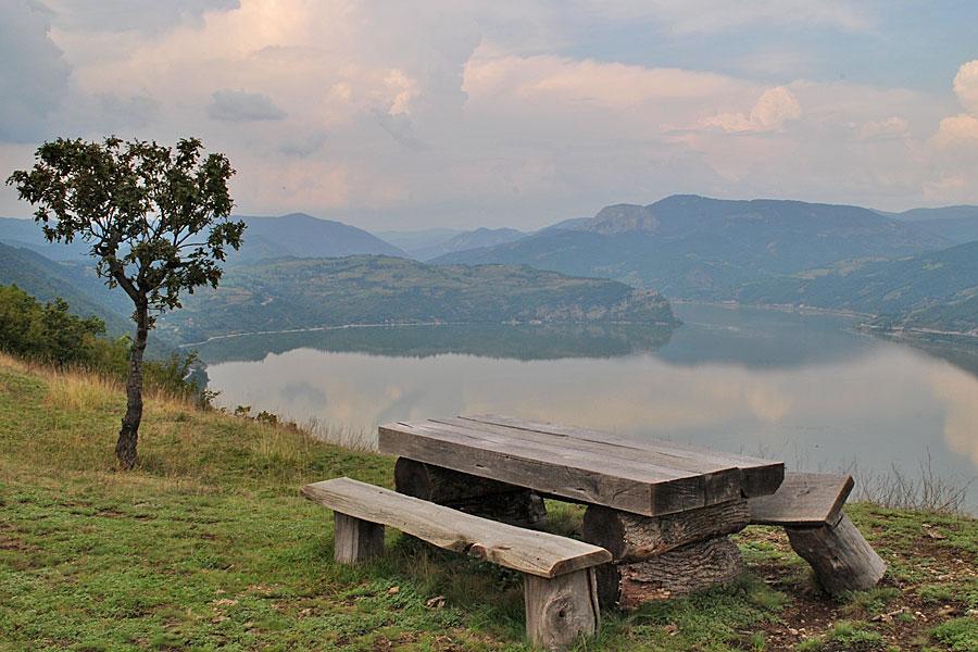 Nationalpark Djerdap, Serbien