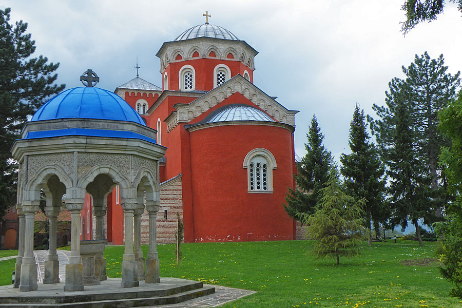 Kloster Žiča