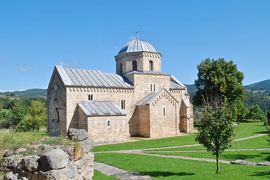 Kloster Gradac