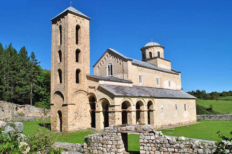 Kloster Sopoćani