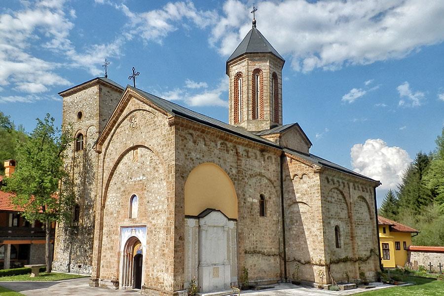 Kloster Rača