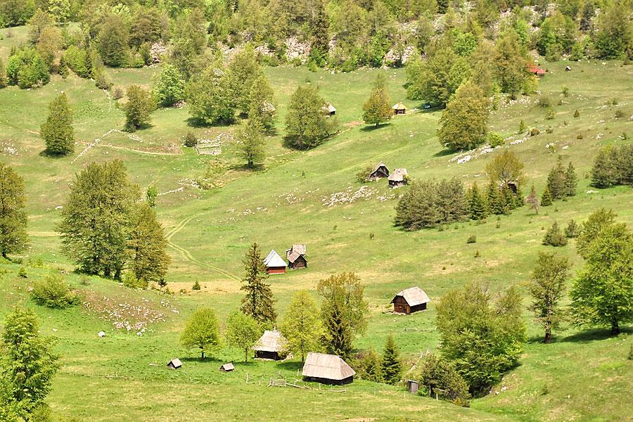 Wandertour Westserbien