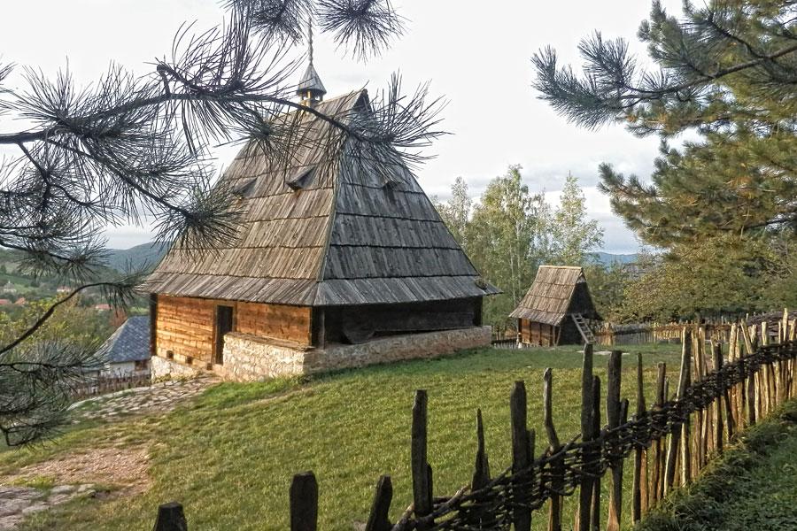 """Altes Dorf"" Sirogojno"
