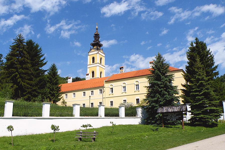 Kloster Grgeteg