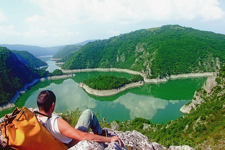 Naturreservat Uvac