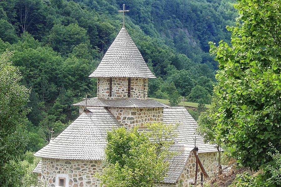 Kloster Uvac