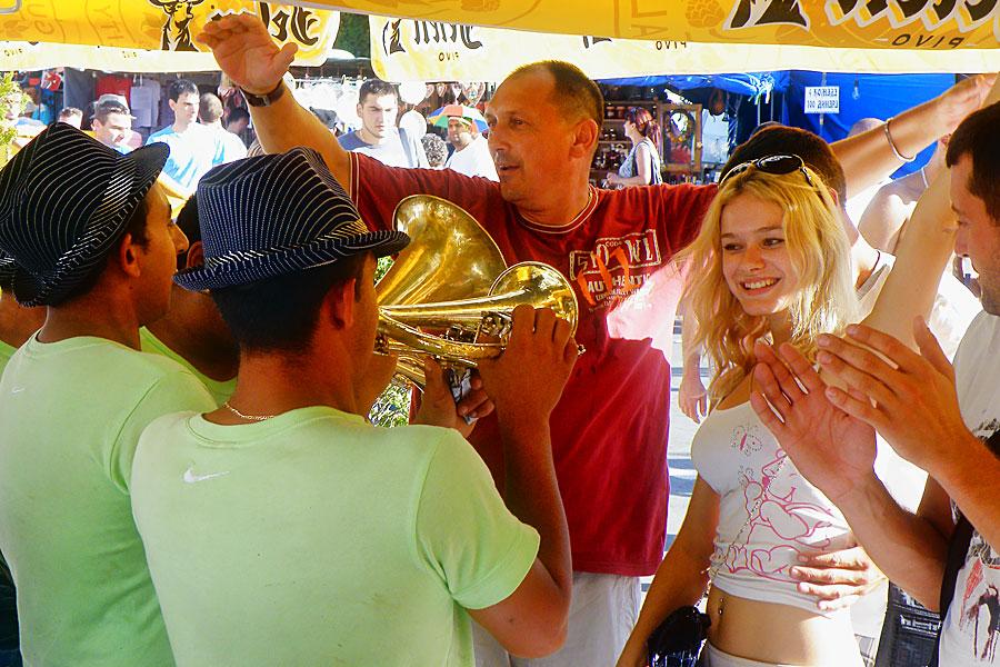 Guca Trompetenfestival