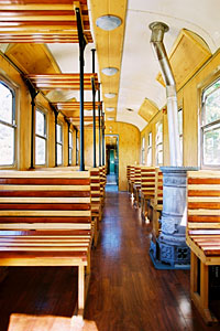Schmalspurbahn Šargan