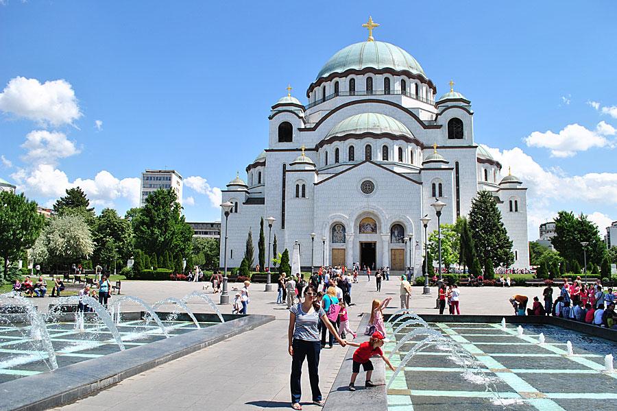 Höhepunkte Serbiens