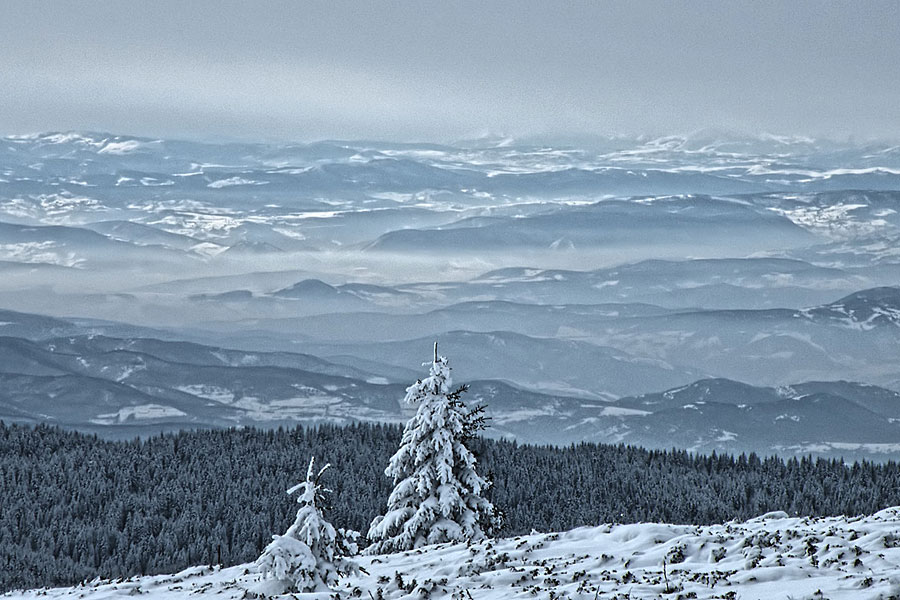 Nationalpark Kopaonik, Serbien