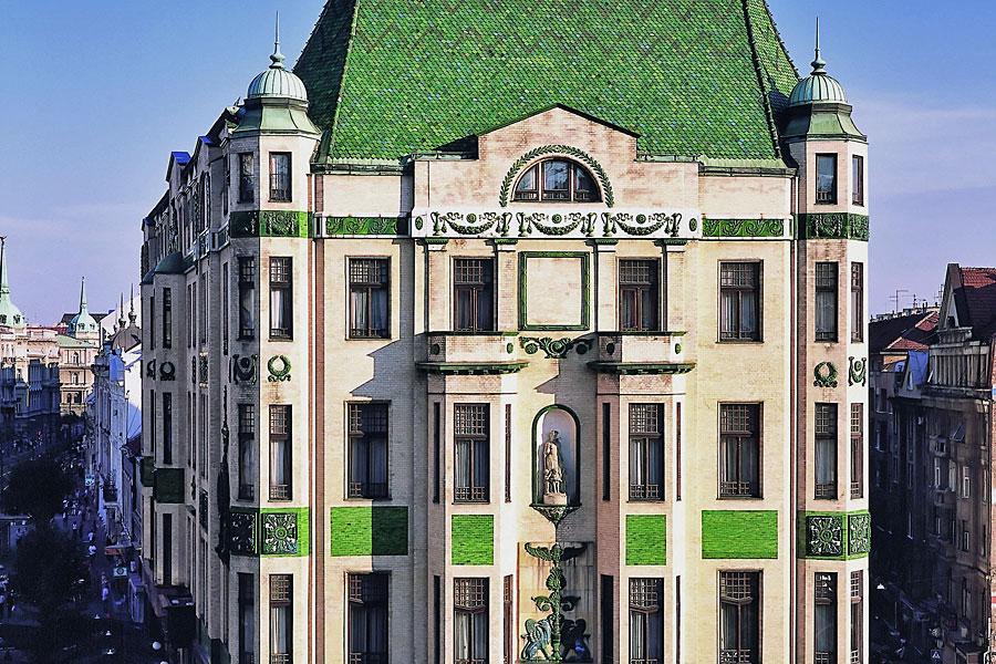 Hotel Moskva Belgrad