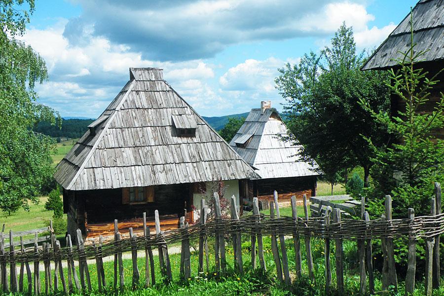 Ethno-Appartements in Sirogojno